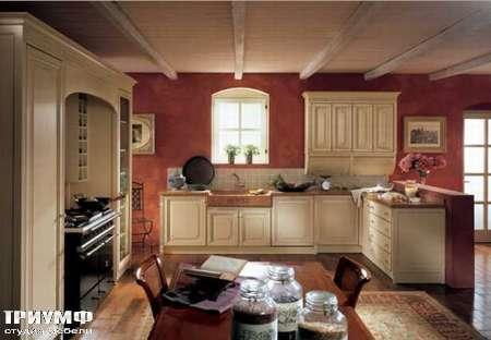 Итальянская мебель Bamax - Кухня Fiocco di Seta