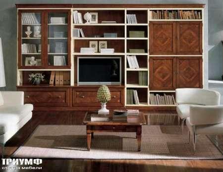 Итальянская мебель Bamax - Стенка Leonardo