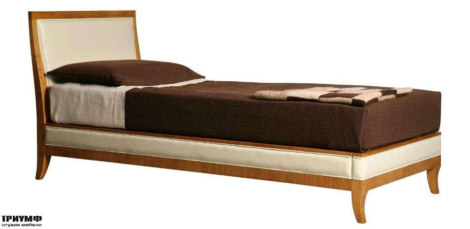 Итальянская мебель Morelato - Кровать односпальная