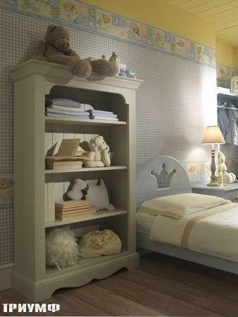 Итальянская мебель De Baggis - Шкаф открытый D0635