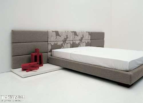 Итальянская мебель Pianca - Кровать People Boiserie двухспальная