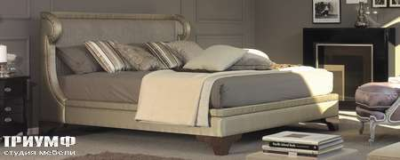 Итальянская мебель Galimberti Nino - кровать Bellagio