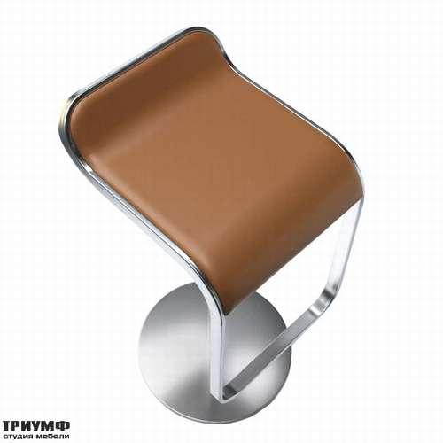 Итальянская мебель Lapalma - Барный стул LEMcuoio