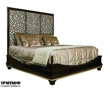 Американская мебель Marge Carson - Bolero Panel Bed