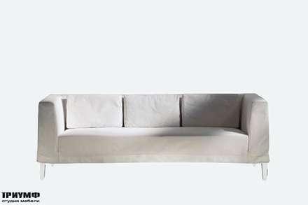 Итальянская мебель Driade - Диван Small