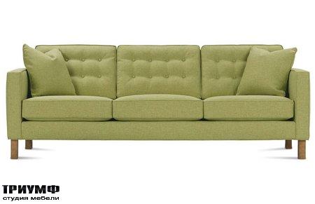 Американская мебель Rowe - Abbott Sofa