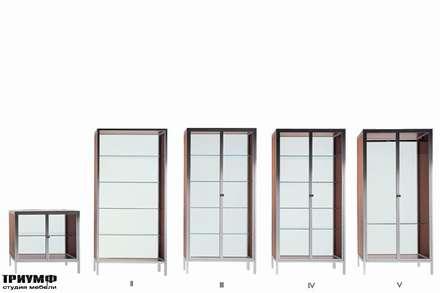 Итальянская мебель Driade - Шкафы серии Pandora