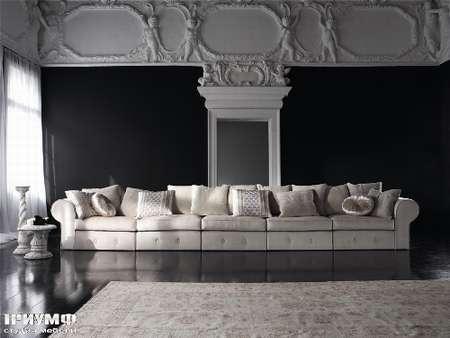Итальянская мебель Noir Cattelan Italia - Диван модульный Doge