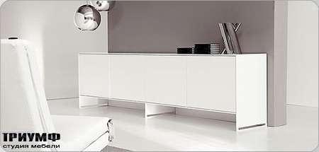 Итальянская мебель Bonaldo - шкаф Oasis