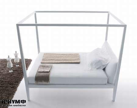 Итальянская мебель Orizzonti - кровать Moheli