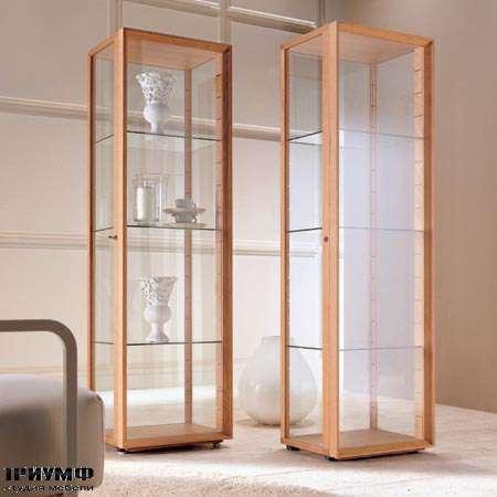Итальянская мебель Porada - Витрина Сhiara