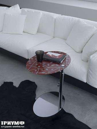 Итальянская мебель Porada - Прикроватный столик side