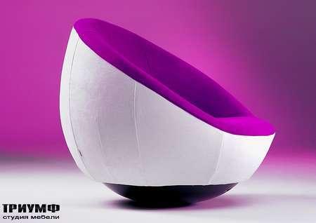 Итальянская мебель Giovannetti - Кресло-качалка Roly Poly