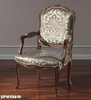 Итальянская мебель Colombo Mobili - Рабочее кресло арт.4769 кол Carissimi