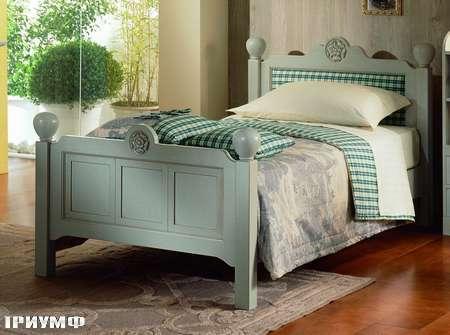 Итальянская мебель De Baggis - Кровать RV101