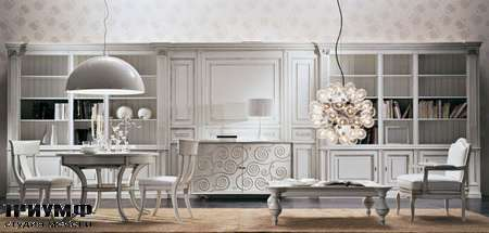 Итальянская мебель Luciano Zonta - Giorno Librerie Stateme