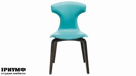 Итальянская мебель Poltrona Frau - стул Montera