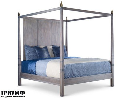 Американская мебель Chaddock - Eden Hi Poster Bed