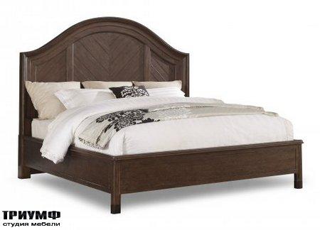 Американская мебель Flexsteel - Carmen Queen Bed