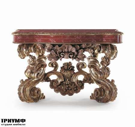 Итальянская мебель Jumbo Collection - Консоль LU