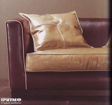 Итальянская мебель Rugiano - Диван Rotari