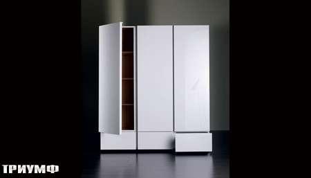 Итальянская мебель Meridiani - шкаф BOLKAN
