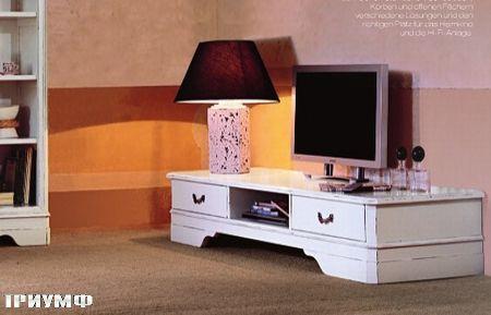 Итальянская мебель Tonin casa - база под тв