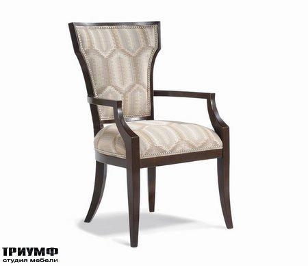 Американская мебель Taylor King - CELINE ARM CHAIR