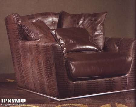 Итальянская мебель Rugiano - Кресло Amelia