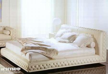 Итальянская мебель Zanaboni - Кровать Zanaboni арт. 2261