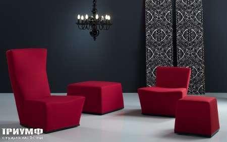 Итальянская мебель Orizzonti - кресло Melville