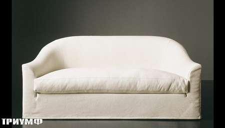 Итальянская мебель Meridiani - софа Леннон