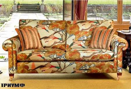 Английская мебель Duresta - диван STANFORD