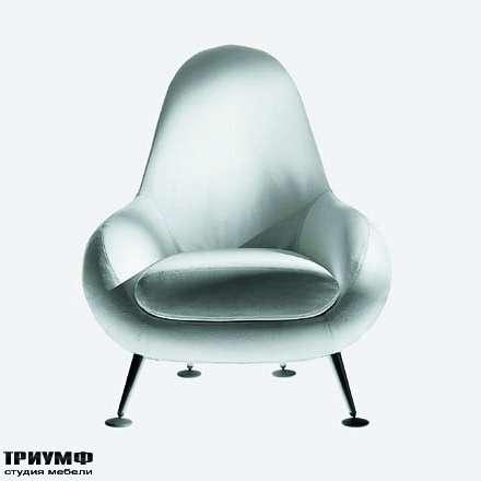 Итальянская мебель Driade - Кресло на ножках, дизайнерское