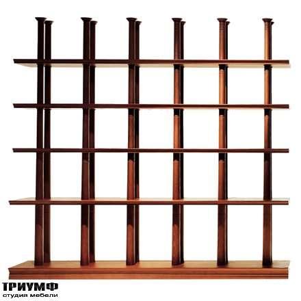 Итальянская мебель Driade - Стеллаж деревянный