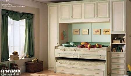 Итальянская мебель Ferretti e Ferretti - Стенка, с двумя раскладывающимися кроватями, happy night