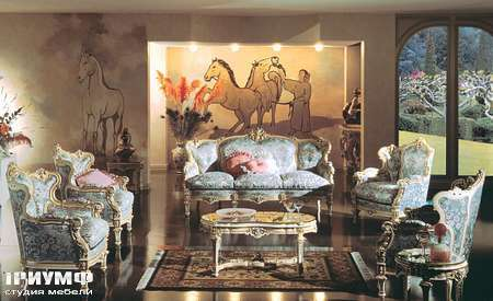 Итальянская мебель Silik - композиция Ulisse