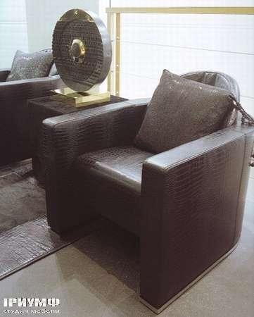Итальянская мебель Rugiano - Кресло Clotilde