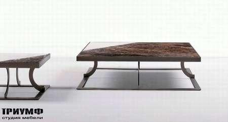 Итальянская мебель Baxter - Стол журнальный Paul