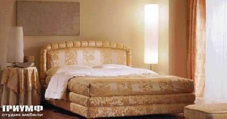 Итальянская мебель Zanaboni - Кровать Zanaboni