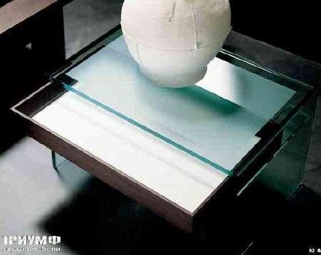 Итальянская мебель Varaschin - столик Dolmen