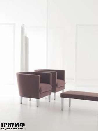 Итальянская мебель Orizzonti - кресло White