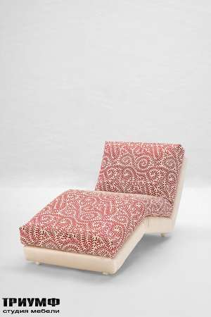 Итальянская мебель Giovannetti - Кресло-шезлонг Papessa