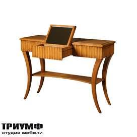 Итальянская мебель Morelato - Консоль с раскладным зеркалом кол. Biedermeier