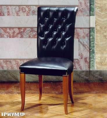 Итальянская мебель Colombo Mobili - Рабочее кресло с капитонне арт.186.SС кол. Albinoni