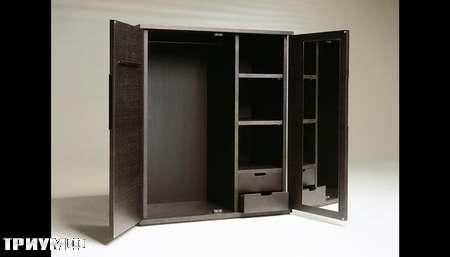 Итальянская мебель Meridiani - шкаф Nolte внутри