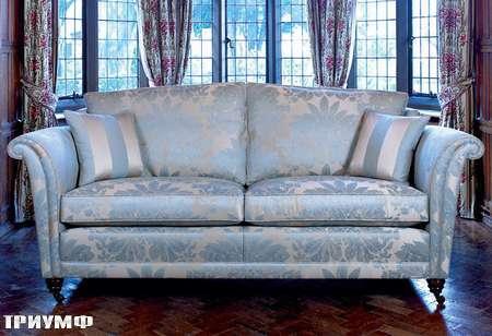 Английская мебель Duresta - диван STAUNTON FIXED ARM
