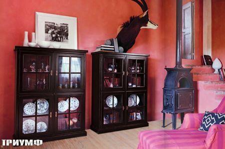 Итальянская мебель Tonin casa - буфеты низкие