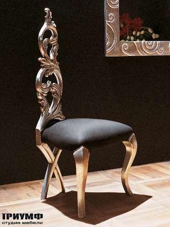 Итальянская мебель Luciano Zonta - Giorno Sedute стул Luxury