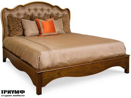 Американская мебель Chaddock - Villa Cima Tufted Bed